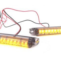 7673425 Blinker -BGM PRO Micro 2×8 LED- Universal – Schwarz