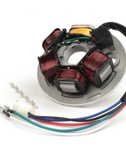 7673641 Zündung -BGM PRO Grundplatte HP V2.0- Vespa PX Lusso (ohne Batterie 1984-2011), PX Lusso Elestart (mit Batterie 1998-2011), Cosa – 5 Kabel