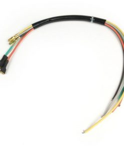 7673820G Kabelast Zündgrundplatte -VESPA- Vespa PX alt (7 Kabel) – graues Kabel