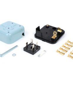 7675297KT Gleichrichter -BGM ORIGINAL DIY Kit- Vespa VNB1T, VBA1T, VBB1T, GL (VLA1T), SS180 (VSC1T – Modelle mit Batterie), GT (VNL2T), Super (VNC1T, VBC1T), Rally200, Sprint (VLB1T)