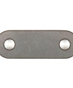 8899001 Platte Andruckplattenset Kettenspanner -BGM ORIGINAL- Lambretta Serie 1-3