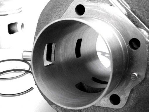 9020017 Zylinder -BGM ORIGINAL 200 ccm 12PS- Vespa PX200, Rally200 ccm