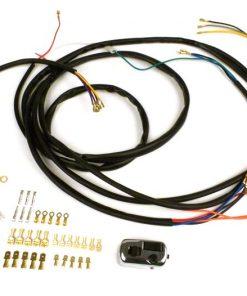 9077011 Kabelbaum-Set Conversion (inkl. Lichtschalter) -BGM PRO, Vespa AC Umrüstung auf Elektronische Zündung- Vespa Smallframe V50, 50N, PV125, ET3, Vespa Largeframe Sprint, Rally, TS, GT, GTR, GL, Super,…