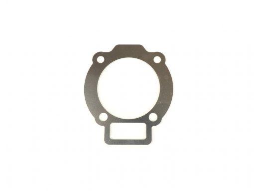 BGM0203 Spacer Zylinderfuß -BGM ORIGINAL Malossi 172 ccm- Piaggio 125-180 ccm 2-Takt – 1,5mm (ohne Ausschnitte für Überstromkanäle)