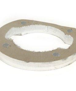 BGM0224110 Spacer Zylinderfuß -BGM ORIGINAL für Polini Evolution Membran 133ccm, Parmakit SP09 / W-Force, Quattrini M1, Falc- Vespa V50, PV125, ET3, PK50, PK80, PK125 – 10,0mm