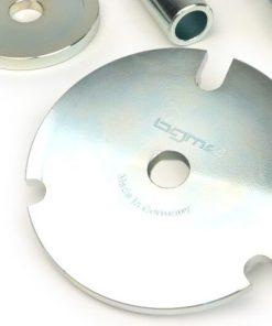 BGM1122TL Demontage/Montagewerkzeug-Set für Kugellager Antriebsseite Kurbelwelle (6305) -BGM PRO- Lambretta LI, LIS, SX, TV (Serie 2-3), DL, GP