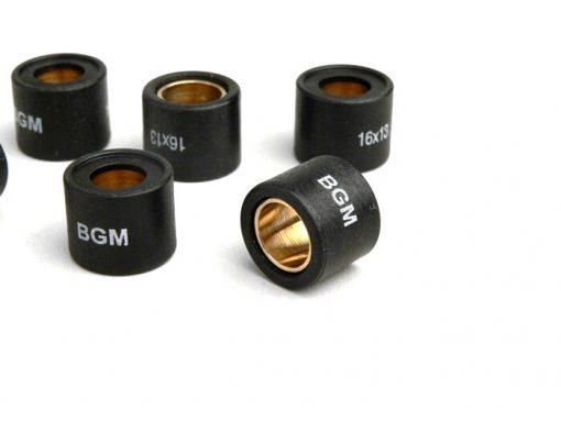 BGM1607 Gewichte -bgm Original 16x13mm- 5,50g