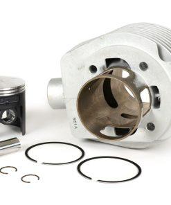 Cylindre BGM1770WH (sans culasse, sans joints) -BGM PRO 177/187 cm125- Vespa PX150, PX125, Cosa150, Cosa125, GTR125, TS1, Sprint Veloce (VLB0150001T 125-), LML Star 150/125, Stella 150/XNUMX