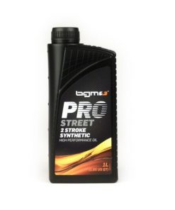 BGM2000 Öl -BGM PRO STREET- 2-Takt Synthetisch – 1000ml