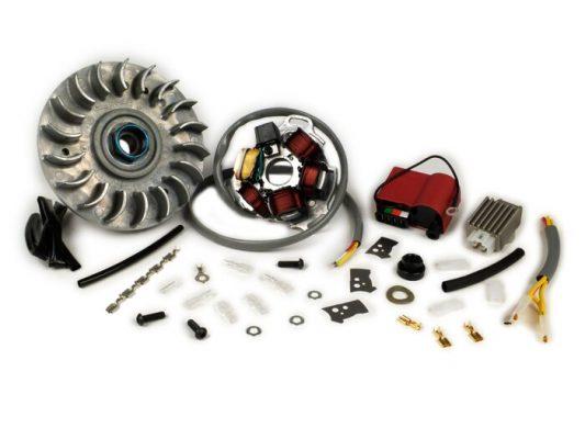 BGM210900KT tändning -BGM PRO HP V4.0 AC- Lambretta GP, DL - CDI bgm Pro