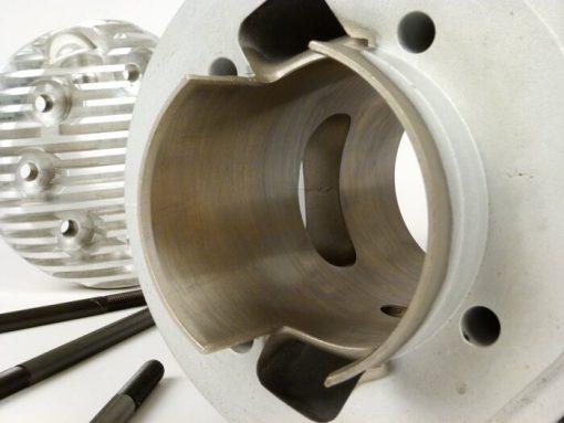 BGM2225N Zylinder -BGM PRO MRB-Racetour 225 ccm- Lambretta TV 200, SX 200, DL 200, GP 200