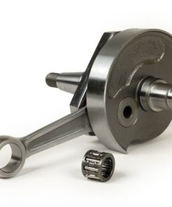 BGM2404SE Kurbelwelle -BGM PRO Standard (Drehschieber)- Vespa PK75, LML SE (Ø 24mm Konus) – auch passend für V50, PK50, PK50 XL, PK50 XL2 (mit Umrüstlager 6005)