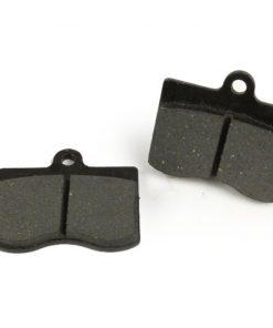 BGM2506PD Bremsbeläge -BGM PRO STANDARD- passend für BGM PRO 4-Kolben Radialbremszange – Belagmaterial Organisch