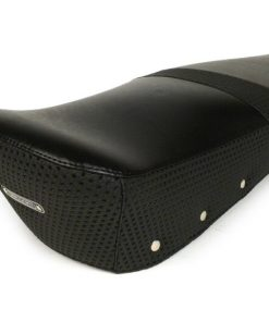 BGM2700 Sitzbankbezug -BGM PRO Alfatex- Lambretta LI, LI S, SX, TV – schwarz