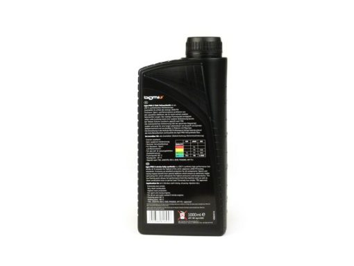BGM4000 Öl -BGM PRO RACE- 2-Takt vollsynthetisch – 1000ml