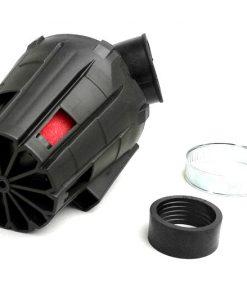 BGM4442 Luftfilter -BGM PRO EX5- Anschlussweite = 28-35mm – Schwarz