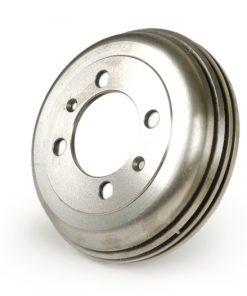 """BGM5300 Bremstrommel vorne 8"""" -BGM PRO Grauguss- Vespa Wideframe V1-15, V30-33, VU, VM, VN, VL, VB, ACMA, Hoffmann, Largeframe VBA, VBB, VNA, VNB"""