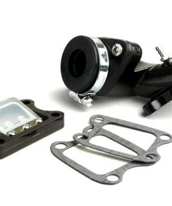 BGM5503 Ansaugstutzen -BGM PRO V2- Peugeot 50 ccm (vertikal) – SPEEDFIGHT1 50 cc LC, SPEEDFIGHT2 50 cc LC, XFIGHT 50, SPEEDFIGHT1 50 cc AC, SPEEDFIGHT2 50 cc AC, TKR50, TREKKER50, VIVACITY50, ELYSEO50, SQU…