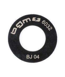 BGM6032 Unterlegscheibe auf Kurbelwelle unter Kupplung (29,0×15,2×1,55mm) -BGM ORIGINAL- Vespa Wideframe V1-V15, C30-V33, VU, Hoffmann AB, ACMA (1950-1952)