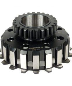 BGM6224G Kupplungsritzel -BGM PRO- Vespa Cosa2, PX (1995-), BGM Superstrong, Superstrong CR – (für 62/63 Zähne Primärrad, geradeverzahnt) – 24 Zähne