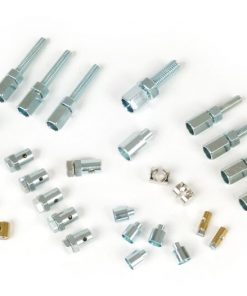 BGM6464N Einstellschrauben und Klemmnippel / Schraubnippel -Set -BGM ORIGINAL- Vespa PX, T5 125cc, Rally180 (VSD1T), Rally200 (VSE1T), Sprint150 (VLB1T), TS125 (VNL3T), GT125 (VNL2T), GTR125 (VNL2T), SS180 …