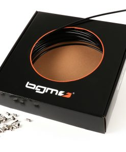 BGM6475B Außenhülle -BGM ORIGINAL, PE Innenhülle- Ø außen = 5mm (l=25 Meter) – Schwarz