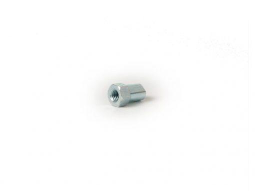 BGM6484 Rändelmutter Bremszug -BGM ORIGINAL M6 x 1,0mm, SW10- Bremszug vorne Vespa PK, Bremszug hinten Vespa T5 125ccm, Umrüstung Vespa PX