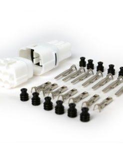 BGM66090P6 Stecker-Set für Kabelbaum -BGM PRO- Typ Serie 090 SMTO MT Sealed, Bihr, 6 Steckkontakte, 0.85-1.25mm², Wasserdicht-