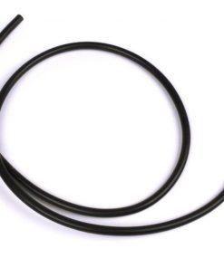 BGM6650BS1 Zündkabel -BGM PRO, Ø=7mm- Silikon 3-lagig, Kupferleiter 1,5mm², bis 200°C, schwarz – 1m