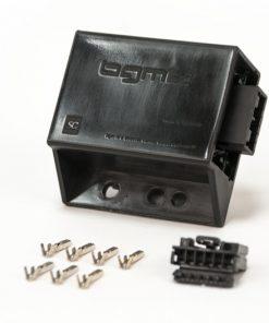 BGM6710KT2 Hupengleichrichter inkl. Anschlußstecker -BGM PRO- mit LED-Blinkrelais und USB Ladefunktion
