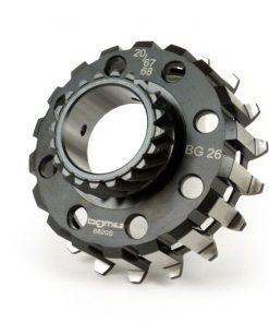 BGM6820S Kupplungsritzel -BGM PRO- Vespa Cosa2, PX (1995-), BGM Superstrong, Superstrong CR – (für 67/68 Zähne Primärrad, schrägverzahnt) – 20 Zähne