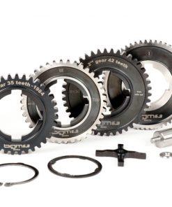 Boîte de vitesses BGM6935A (uniquement roues dentées) -BGM PRO- Vespa PX old (-1984) - PX125 (VNX1T 146314 -> VNX2T 232052), PX150 (VLX1T 264565-624601), PX200 (VSX1T -> 315266), Rally180 (VSE1T) - 200/1, 12 /…