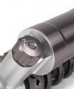 BGM7784 Stoßdämpfer hinten -BGM PRO SC/R12 COMPETITION, 320mm- Vespa PK – grau