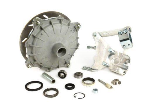 BGM7890BK Scheibenbremse -BGM PRO Anti-Dive- Lambretta LI, LIS, SX, TV, DL, GP – inkl. Bremszange – Schwarz