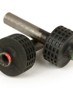 BGM7955 Silentblock-Set Motor -BGM PRO- Vespa V50, V90, SS50, SS90, PV125, ET3