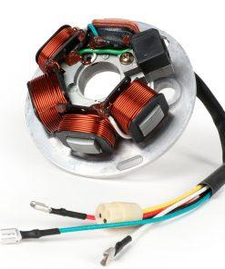 BGM8025 Zündung -BGM ORIGINAL Grundplatte V2.5 Silikon- Vespa PX Lusso – 5 Kabel