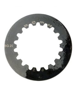 BGM8040SL Kupplungsstahlscheibe -BGM PRO Cosa2- Vespa Cosa2, PX (ab Bj. 1995), Position 2, mit Kerbe – 1,5mm – (1x benötigt)
