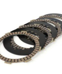 BGM8290CRKT Kupplungsbeläge Set inkl. Stahlscheiben -BGM PRO SPORT- Typ Honda CR80 passend für Kupplungskorb BGM PRO Superstrong CR, CR 2.0 Ultralube, Ø=110mm- 4-Scheiben