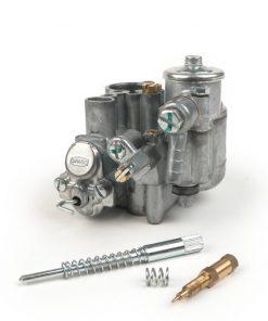 Carburateur BGM8570 -BGM PRO Faster Flow Dellorto / SPACO SI24 / 24E- Vespa PX200 (type avec lubrification séparée)