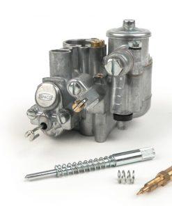 Carburateur BGM8571 -BGM PRO Faster Flow Dellorto / SPACO SI24 / 24E- Vespa PX200 (type sans graissage séparé)