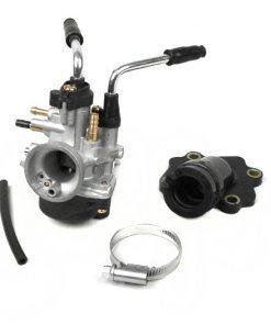 BGM8581K Vergaserkit -BGM Pro 17,5mm PHBN- Minarelli 50 ccm 2-Takt (horizontal, manueller Choke)-