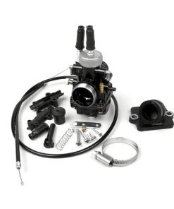 BGM8586K Vergaserkit -BGM Pro 19mm Racing- Piaggio 50 ccm 2-Takt – APRILIA SPORTCITYONE 50, SR50, SCARABEO, DERBI ATLANTIS 50 ,BULLET 50, GP1, GILERA ICE, GILERA RUNNER 50, GILERA STALKER, ITALJET TORPEDO L…