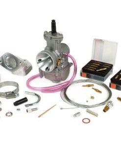BGM8596 Vergaserkit -BGM PRO 195-225 ccm- Lambretta LI, LIS, SX, TV (Serie 2-3), DL, GP – Ø=24mm Polini