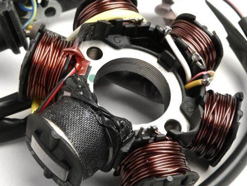 SR163537 Zündung -BGM ORIGINAL- Peugeot 50-100 ccm (Modelle mit einfacher CDI) – SPEEDFIGHT1 50 cc, SPEEDFIGHT2 50 cc, XFIGHT50, BUXY50, ELYSEO50, ELYSTAR50, LOOXOR50, METALX50, SPEEDAKE, SQUAB50, SV50, TKR…