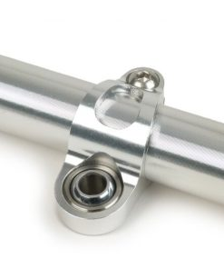 BGM7795S Lenkungsdämpfer -BGM PRO SC FS/10- 380mm- 125mm Dämpferweg – silber