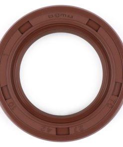 BGM1047 Wellendichtring 27x42x10mm -BGM PRO FKM/Viton® (E10 beständig)- Vespa V1-15, V30-33, VN, VM, VL, VD, VB, VGL, PX (ab Bj. 1992), T5 125cc, Cosa – verwendet für hintere Bremstrommel (Wideframe aussen…