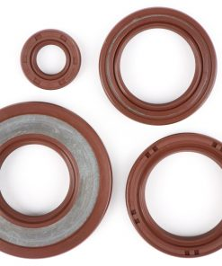 BGM1132 Wellendichtringsatz Motor -BGM PRO, FKM/Viton® (E10 beständig)- Vespa Smallframe 24mm – PK125 XL2, PK125 ETS