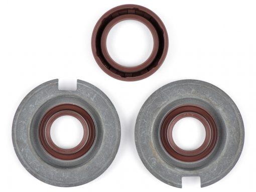 BGM1142 Wellendichtringsatz Motor -BGM PRO, FKM/Viton® (E10 beständig)- Vespa Wideframe VM, VN, VL, VB, GS150 / GS3 (VS1T – VS5T, VDTS), VD1, VD2