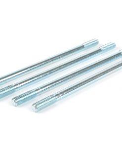 BGM28163 Stehbolzen-Set für Zylinder- M8 x 163mm -BGM ORIGINAL- (verwendet für Zylinder Vespa PX200 (VSX1T), Cosa200 (VSR1T), Rally180 (VSD1T), Rally200 (VSE1T), SS180 (VSC1T), GS160 / GS4 (VSB1T), Lambrett…