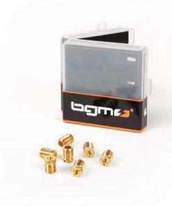 BGM857KTL1 Luftdüsenset -BGM PRO- Dellorto (Typ: 4581) SI24.24G T5- 120-130-140-150-160-170-180